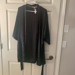 Victoria Secret satin robe